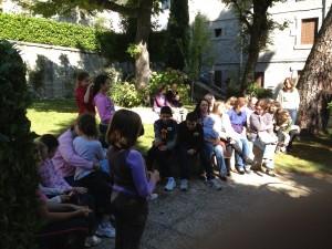 Convivencia de inicio de curso 2012